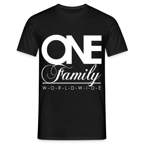 ONE Family - Männer T-Shirt