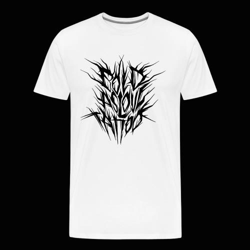 Bold as Love Tattoo - Männer Premium T-Shirt