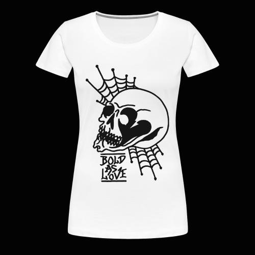 BAL Skull - Frauen Premium T-Shirt