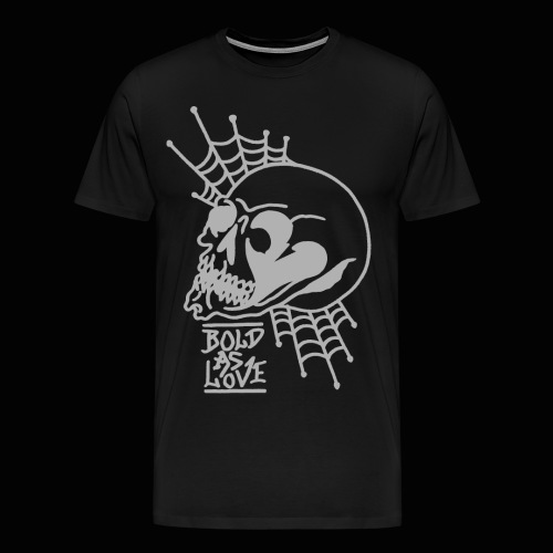 BAL Skull - Männer Premium T-Shirt
