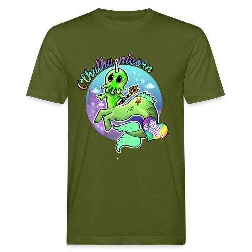 T-shirt Cthulhunicorn - T-shirt bio Homme