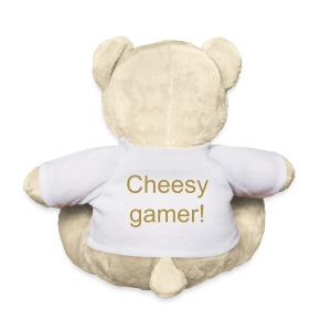 cheesy bear - Teddy Bear