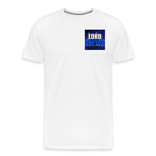Lord Dreygo Logo Tee - Men's Premium T-Shirt
