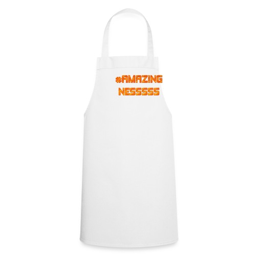 #AMAZINGNESS BAKER HERE - Cooking Apron