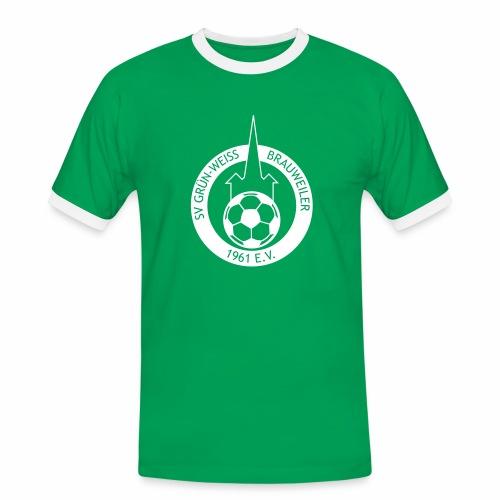 Classic Shirt - Männer Kontrast-T-Shirt