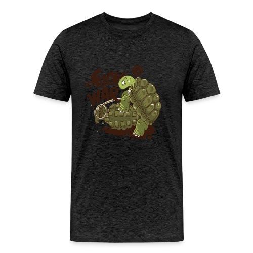 Fuck war - T-shirt Premium Homme