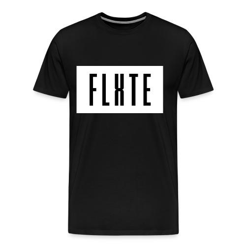 FLxTE logo T-Shirt - Männer Premium T-Shirt