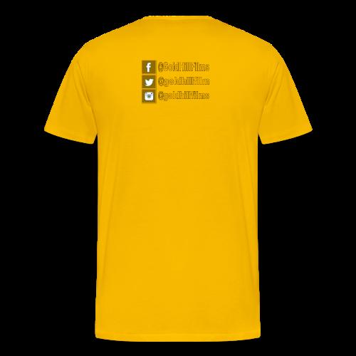 Gold Hill Studios Mens T-Shirt - Men's Premium T-Shirt