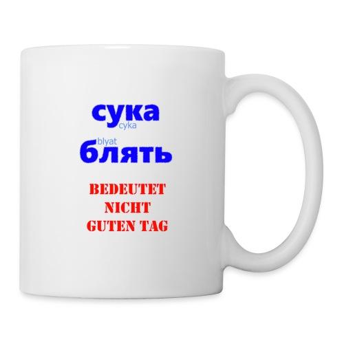 Cyka Blyat Tasse - Tasse