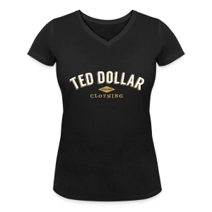 Ted Dollar Clothing - Tee shirt col V Femme