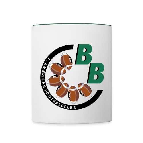 Kaffeetasse 2-farbig - Tasse zweifarbig
