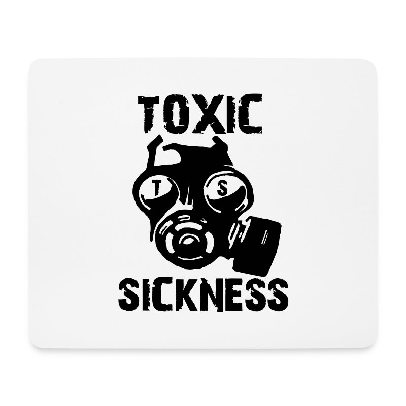 NEW retro design Toxic Sickness mouse pads - Mouse Pad (horizontal)