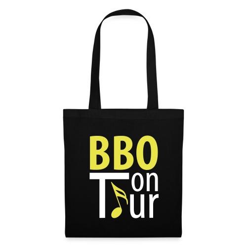BBO on Tour Jutebeutel - Stoffbeutel