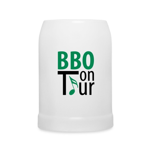 BBO on Tour Bierkrug - Bierkrug