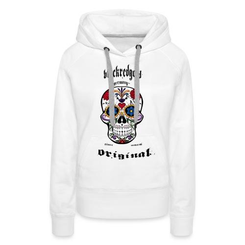 BlackRedGold Originals - Frauen Premium Hoodie