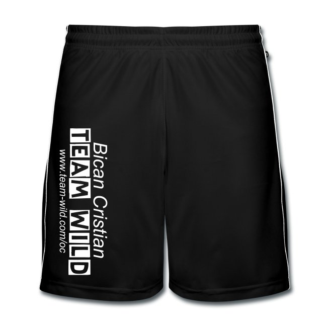 Bican Cristan Athlete Shorts