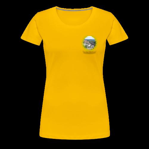 Gold Hill Studios Womens T-Shirt - Women's Premium T-Shirt