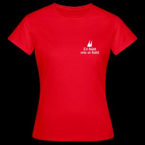Et kütt wie et kütt (Klassik) Köln T-Shirt - Frauen T-Shirt
