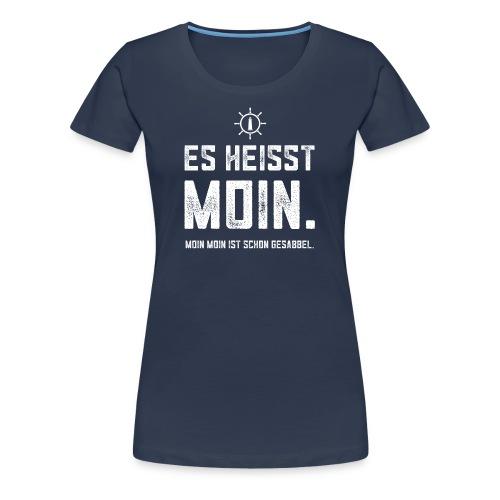 MOIN - Frauen-Shirt - Frauen Premium T-Shirt