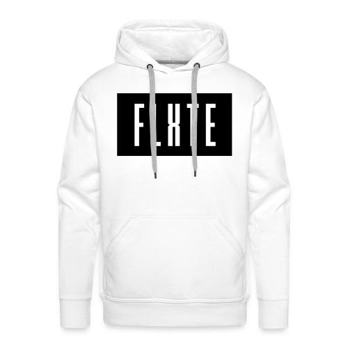 FLxTE logo Hoodie - Männer Premium Hoodie