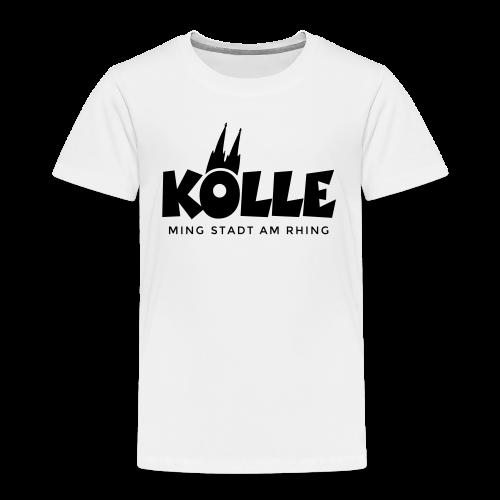 Kölle ming Stadt am Rhing Köln mit Kölner Dom