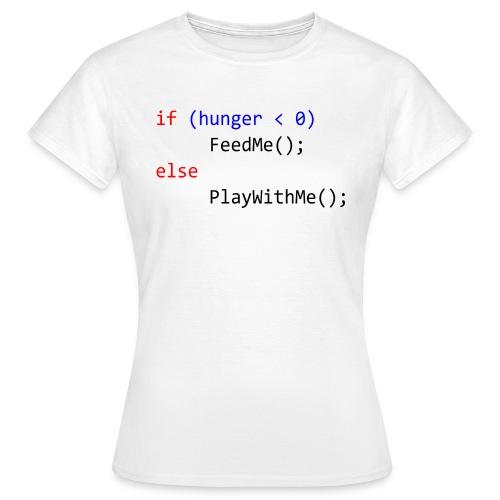 FeedMe TShirt - Women's T-Shirt