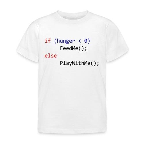 FeedMe TShirt - Kids' T-Shirt