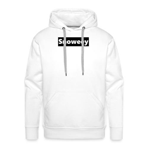 Snoweey-Premium-Hoodie! - Männer Premium Hoodie