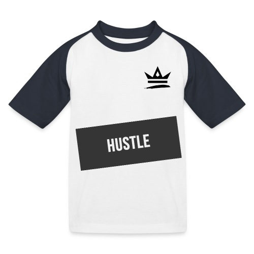 Kids Hustle Baseball T-Shirt - Kids' Baseball T-Shirt