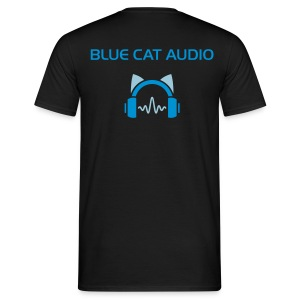 Blue Cat's T-Shirt - Men's T-Shirt