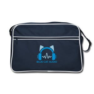 Blue Cat's Gig Bag - Retro Bag