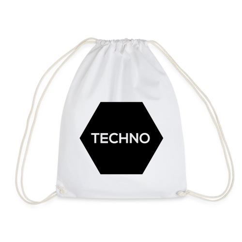 Techno, Techno Beutel - Turnbeutel
