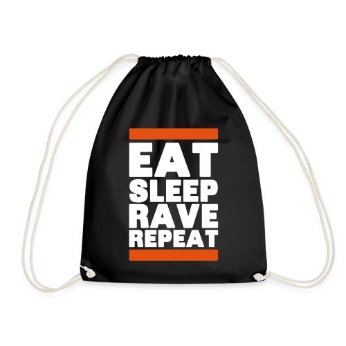 Eat sleep Rave repeat 6.0 | Techno Rave Turnbeutel - Turnbeutel