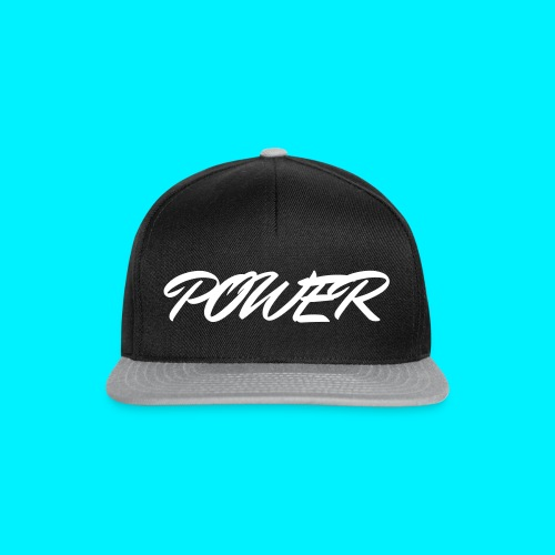 Power BASEBALL HAT - Snapback Cap