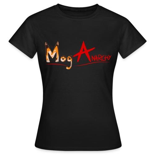 Mog Anarchy Women's T-Shirt - Women's T-Shirt