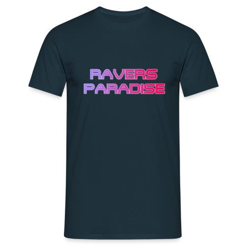 Ravers Paradise T-Shirt - Men's T-Shirt