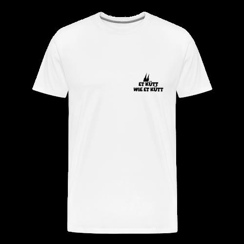 Et kütt wie et kütt (BO) S-5XL Köln T-Shirt - Männer Premium T-Shirt