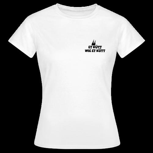 Et kütt wie et kütt (BO) Köln T-Shirt - Frauen T-Shirt