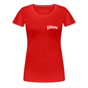 Cologne Team S-3XL Köln T-Shirt - Frauen Premium T-Shirt