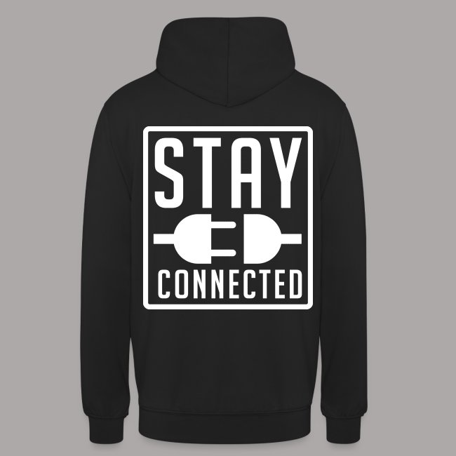 STAY CONNECTED / SWEATER MEN #1