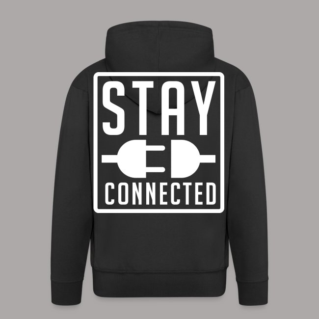 STAY CONNECTED / LUXE SWEATER MEN #1