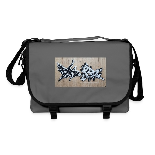 Daiar Wood Bag - Umhängetasche