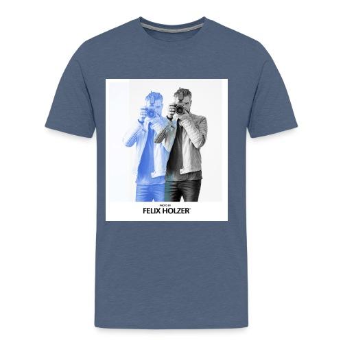 FELIX T-Shirt by Felix Holzer® - Men's Premium T-Shirt