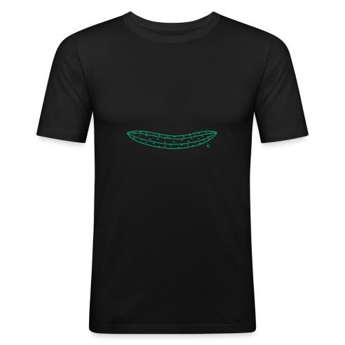 T-Shirt Cucumber Joko - Men's Slim Fit T-Shirt