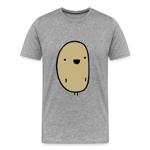 MeneerDeAardappel Man - Mannen Premium T-shirt