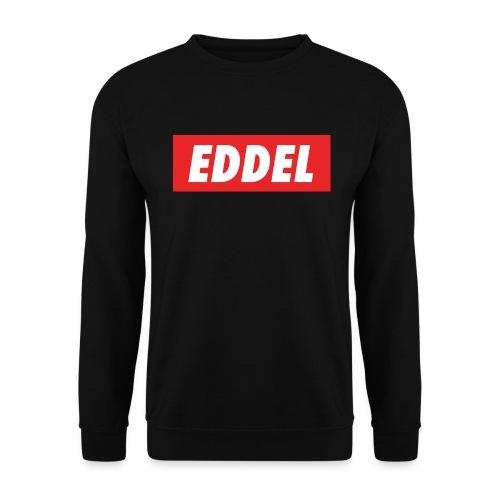 Eddel Logo - Männer Pullover