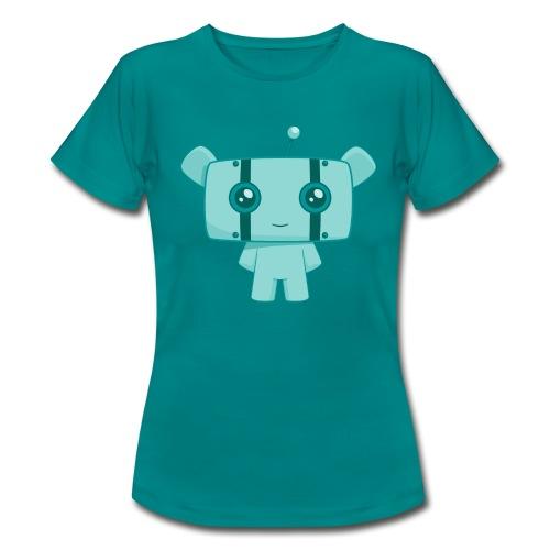 T-shirt Bearbot Femme - T-shirt Femme