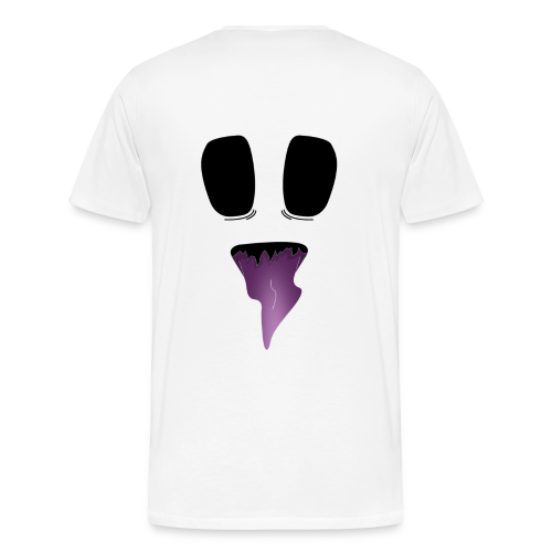 Seitongue Dos - T-shirt Premium Homme