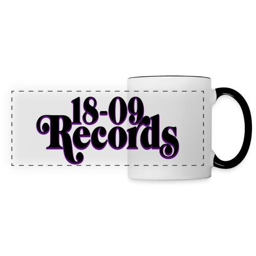18-09 Logo Two Tone Mug - Panoramic Mug