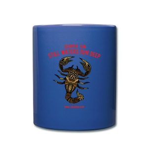 Scorpio Sun Full Colour Mug - Full Colour Mug